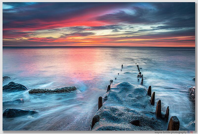 Chemical Beach Dawn - 2 - W5D40645