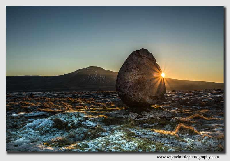 Dawn on Scales Moor - W5D37721