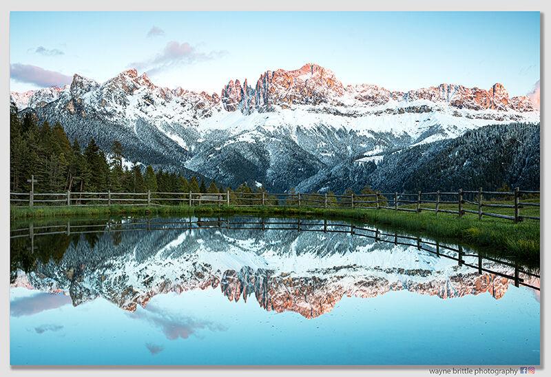 Dolomites Reflections
