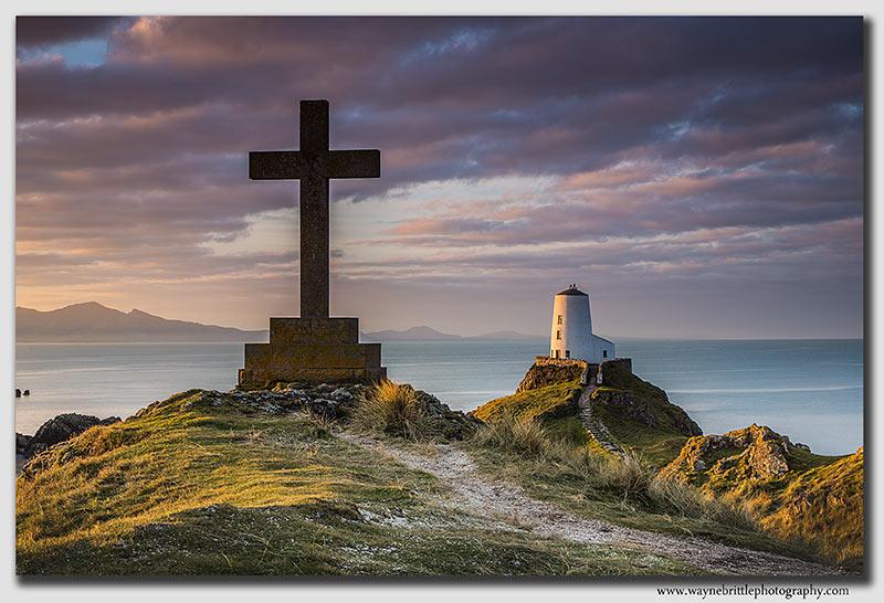 Evening Light at Llanddwyn Island