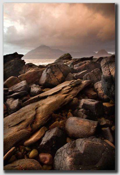 Elgol Rocks - IOS1718