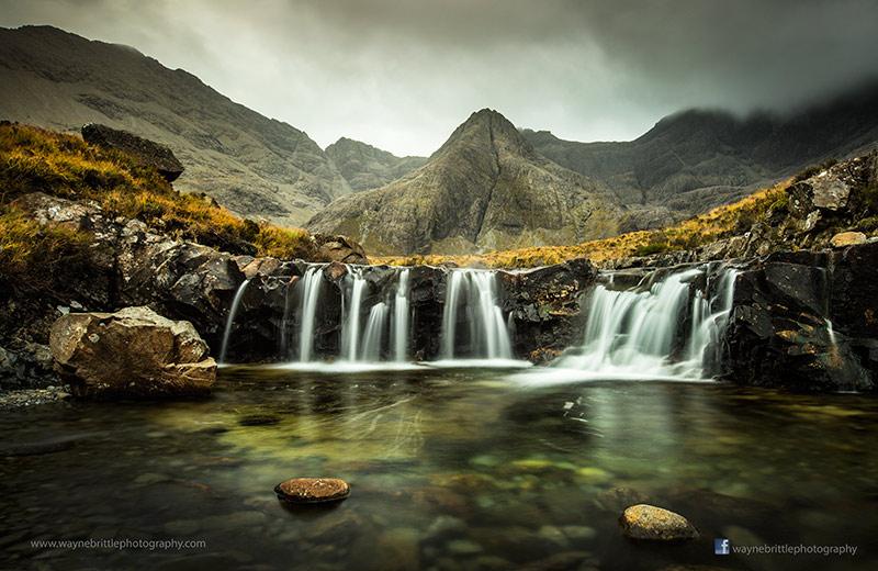 Fairy Pools on the Isle of Skye  -  1T6A0049