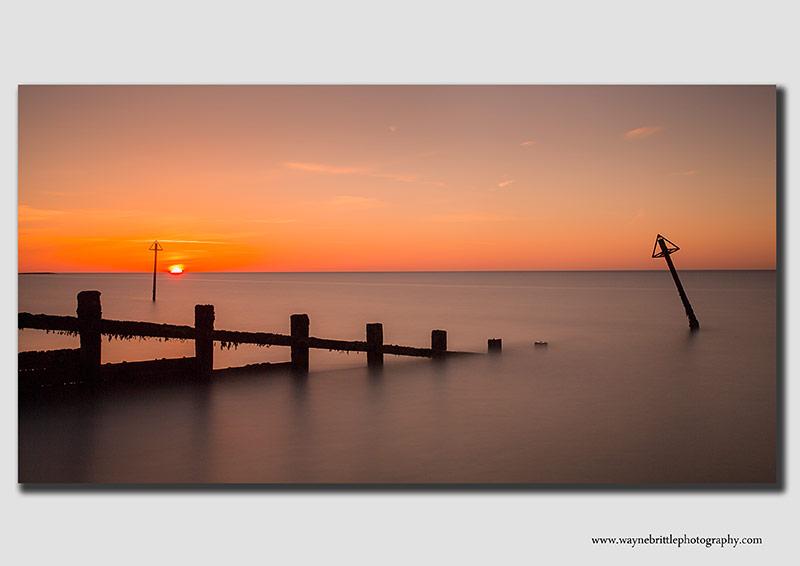 Felixtowe Sunrise - W5S39476