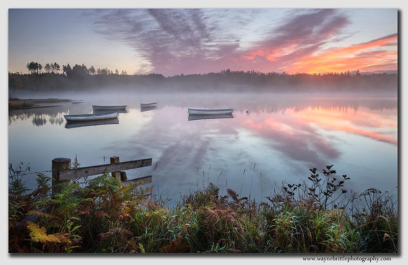 Loch Rusky Morning