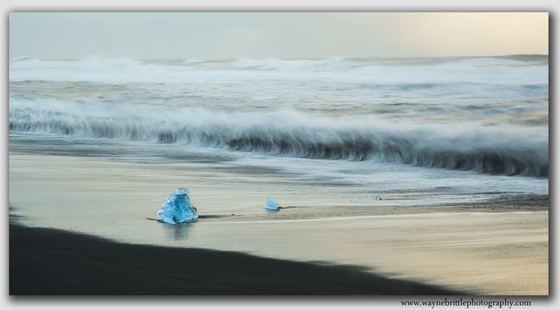 Ice Beach - Jokulsarlon