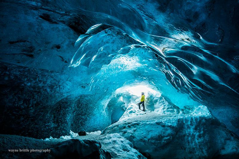 Ice Cave - Vatnajokull