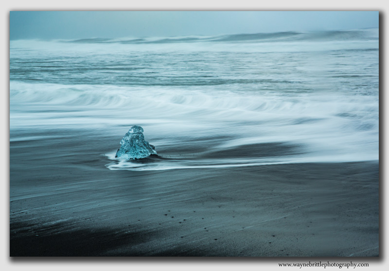 Ice Beach - Jokulsarlon 2