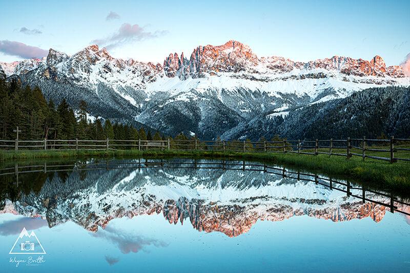 Dolomites Reflections 2