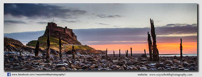 Lindesfarne Castle at Dawn - W5D37081