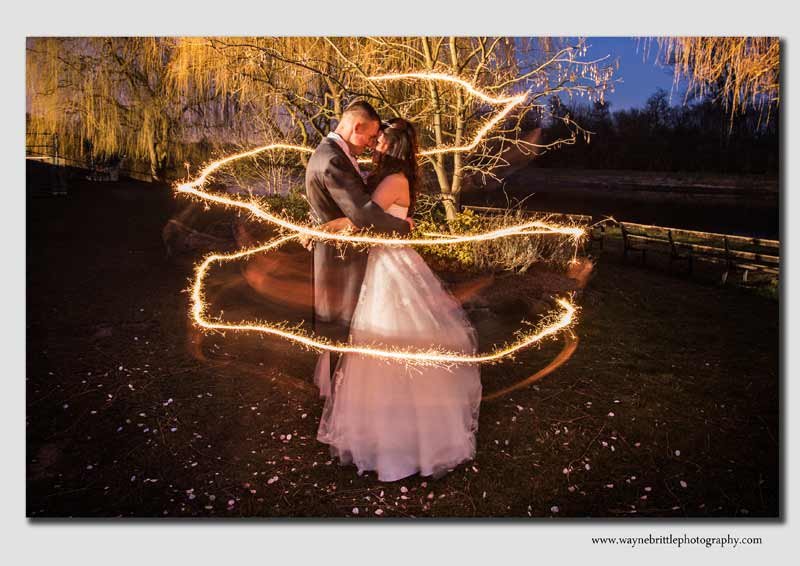 Luke & Louise - 'Spiral of Light'