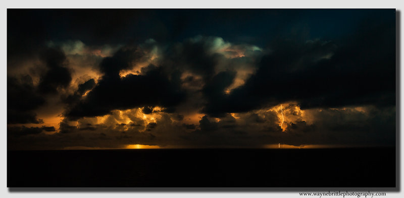 Monsoon Lightening - Montage