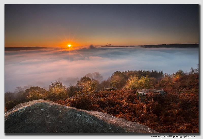 Autumn Morning Dawn Inversion - FA8X7966