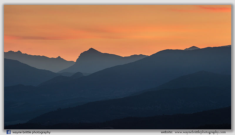 Provence Mountain Light - 5DSR4889