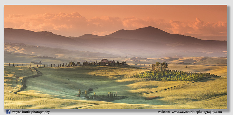 Val d' Orcia in the morning light - 5DSR0819
