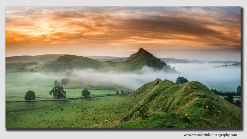 Parkhouse Dawn - Panorama