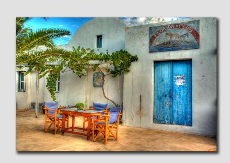 Perissa Bar, Santorini - SS6391
