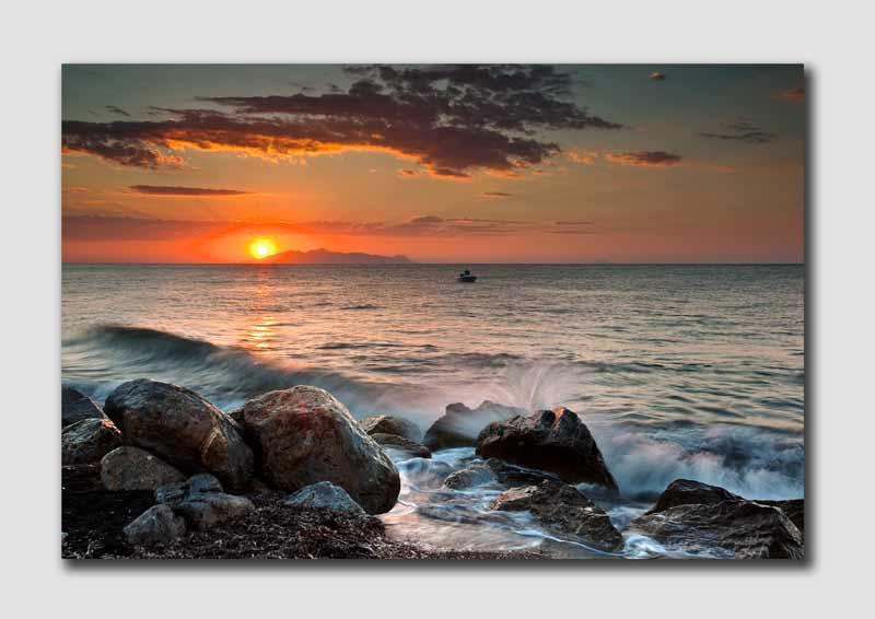 Santorini Sunrise - SS6374