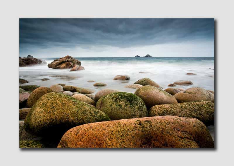 Porth Nanven Boulders - Cn7251