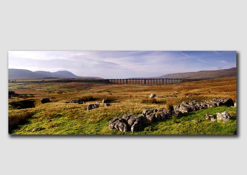 The Ribblehead Viaduct  -  YP020