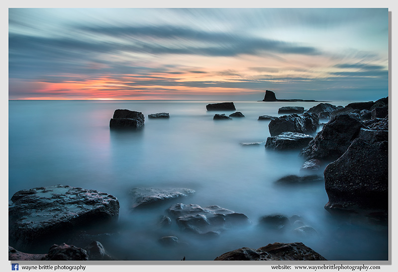 Saltwick Dawn