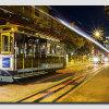 San Francisco Cable Car lights at Night - W5D36492