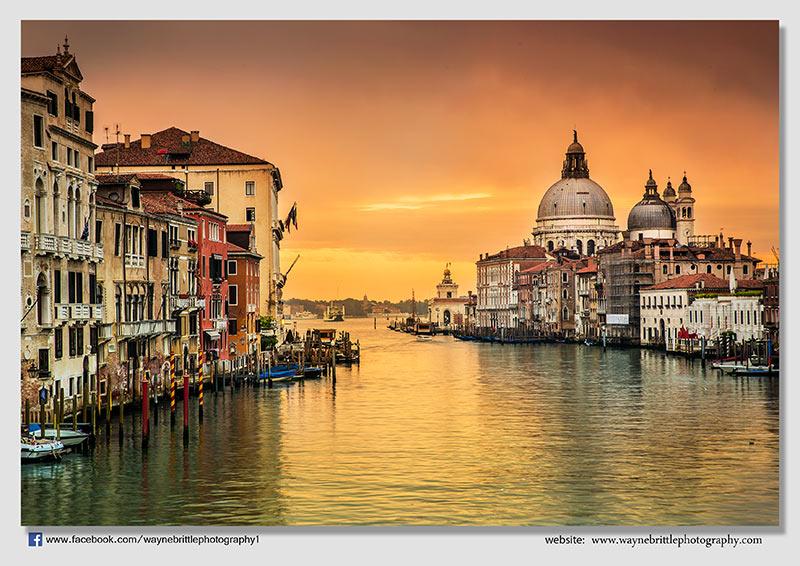 Santa Maria dela Salute - Venice - W5D31001