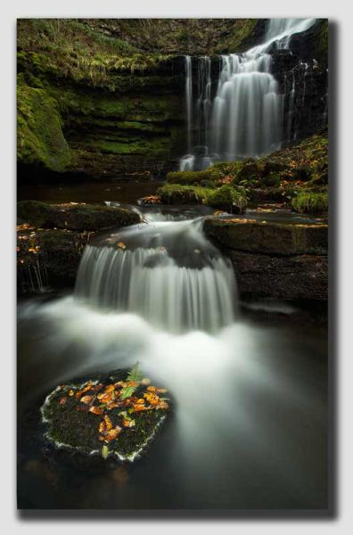 Scaleber Falls - Autumn Light - YS2324