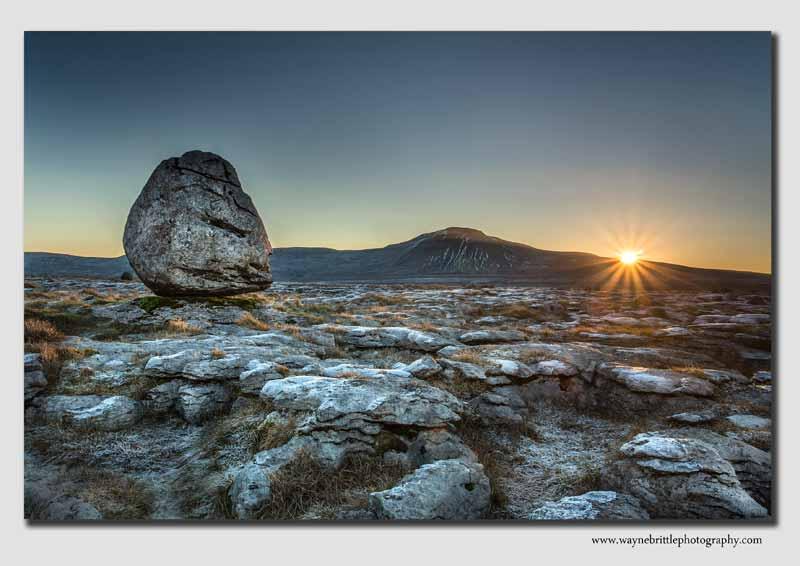 Scales Moor Winter Dawn - W5D37712