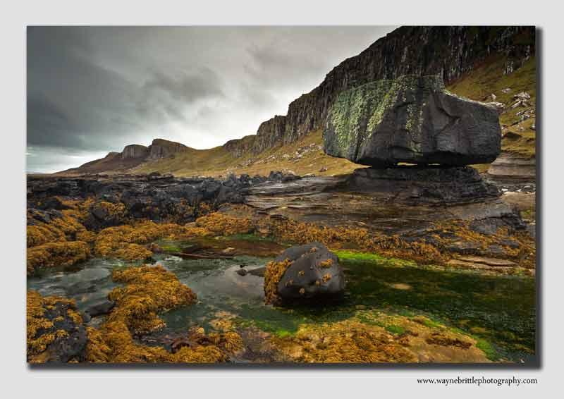Staffin Bay Rock's - IOS2117