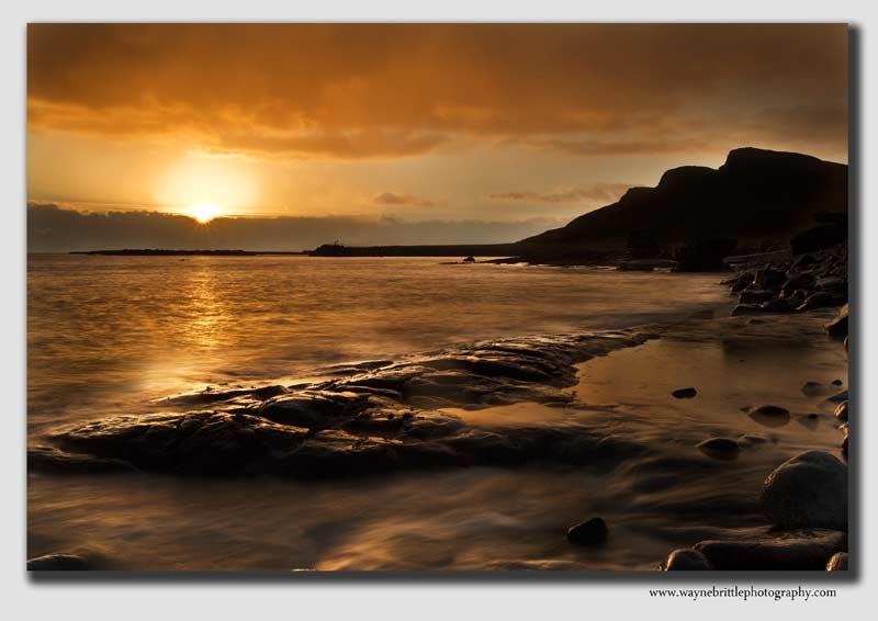 Staffin Sunrise - IOS1684