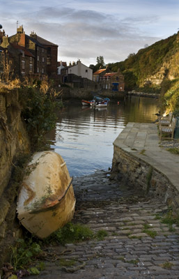 Staithes Boat Ramp - YS032
