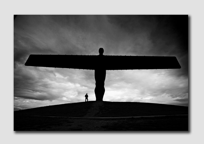 Angel of the North (in Mono)- NS010