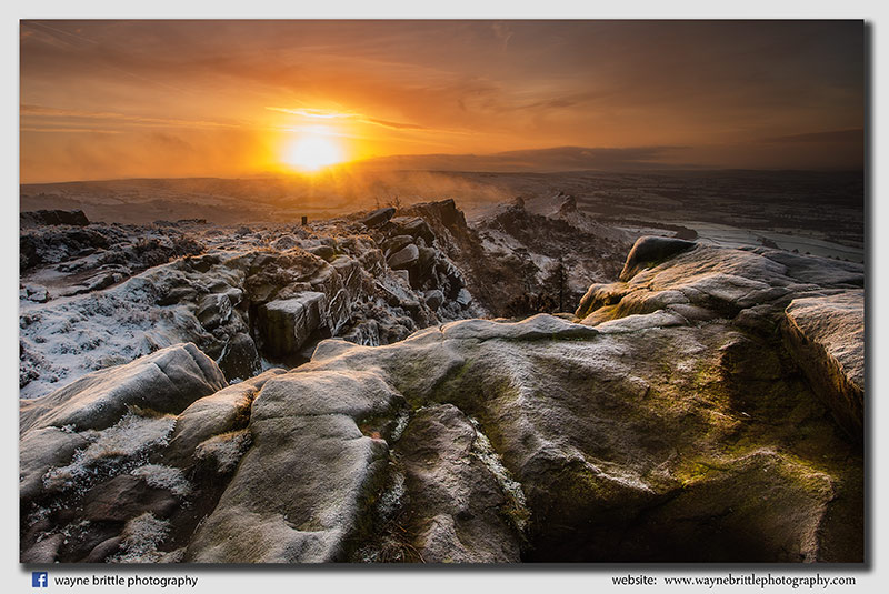 The Roaches Winter Light - v2 - W5D30465