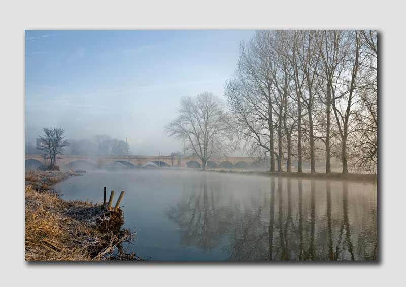 Bridge in the Mist - SS016