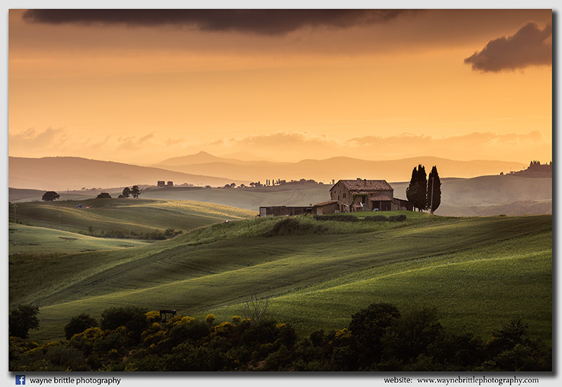 Tuscany Sunset - 5DSR1036