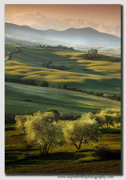 Val d'Orcia morning light - W5DSR0851