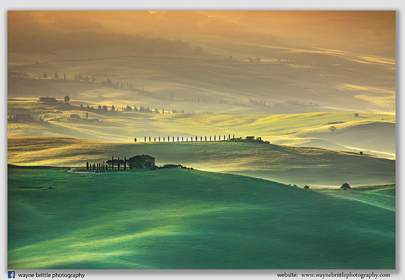 Val D'Orcia Morning Light - 5DSR42060