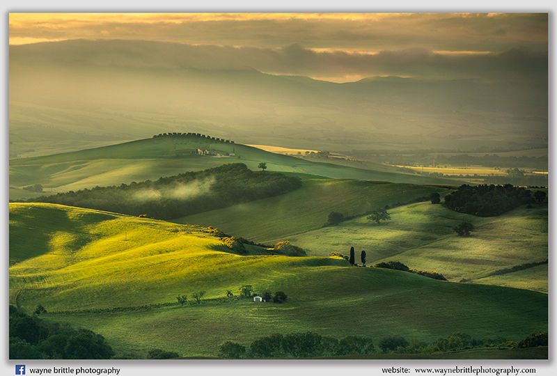 Val D'Orcia Morning Light 4 - W5D42052