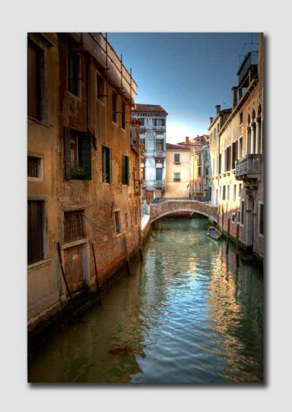 Venice Canal View - HDR - V6007