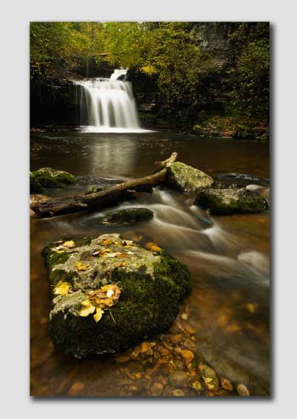 West Burton Falls, Yorkshire - YS043