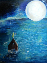 Phosphoresence & the Sea Drowned House