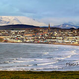 Snowy Tramore