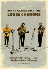 MATT GLASS AND THE LOOSE CANNONS