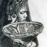 SAHARAN GIRL
