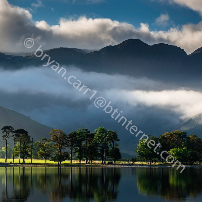 0011 Card Haystacks from Buttermere