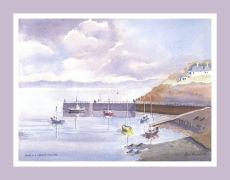 Abersoch Harbour Full Tide