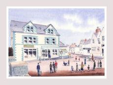 Lowry Visits Abersoch