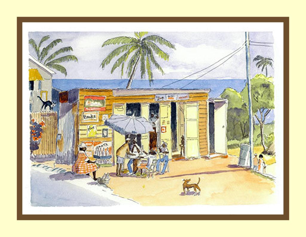 Rum Bar Barbados