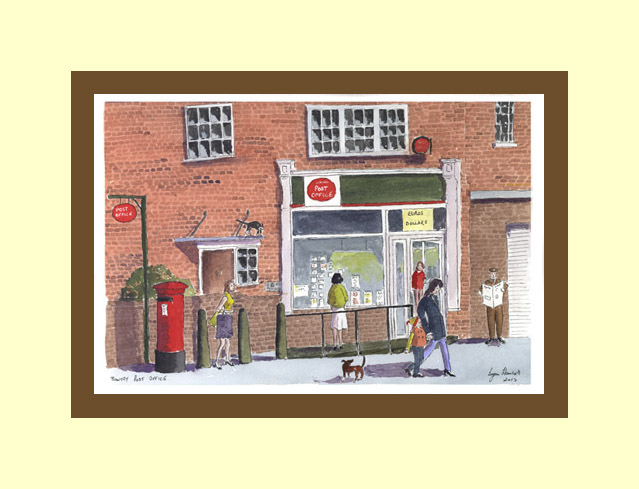 Bawtry Post Office