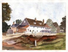 Dedham Cottages Essex